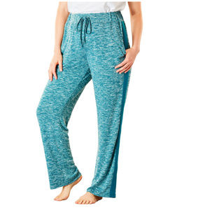 Womans Within lounge sleep pajama Pants 14/16 23e!